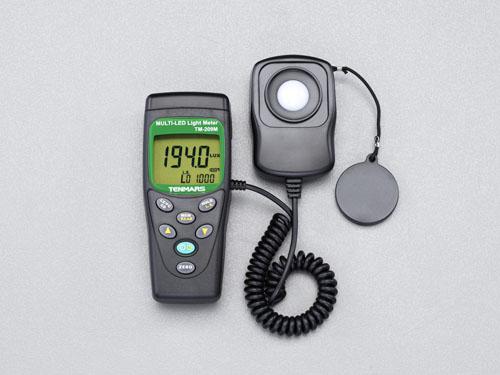 エスコ(ESCO) LED照度計 EA712A-11