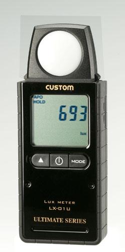 エスコ(ESCO) デジタルコンパクト照度計 EA712A-16
