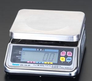 エスコ(ESCO) 6.0kg(1.0g) デジタルはかり EA715AK-22