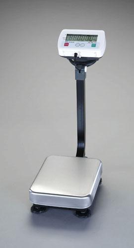 エスコ(ESCO) 60kg(10g) 防塵・防水台はかり EA715DE-60