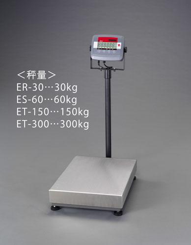 エスコ(ESCO) 30kg(5g) 台はかり EA715ER-30