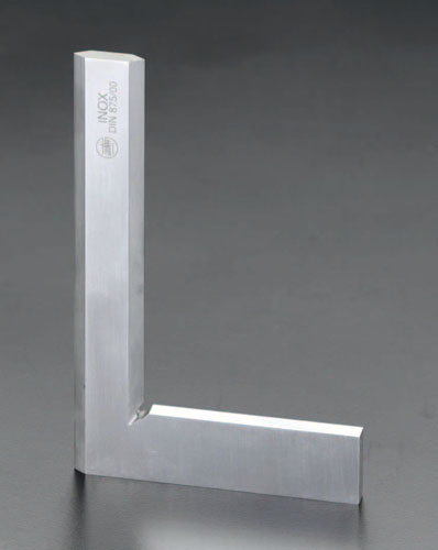 エスコ(ESCO) 150x100mm スクエアー・平型精密(ステンレス製) EA719AE-24