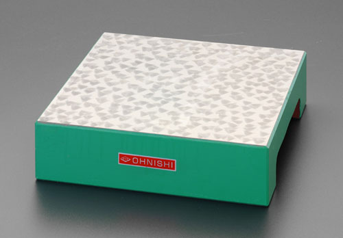 エスコ(ESCO) 300x300x50mm/12kg 箱型定盤(A級) EA719X-4
