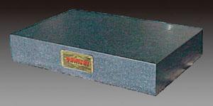 エスコ(ESCO) 200x200x75mm 精密グラナイト定盤(JIS 0級) EA719XB-2