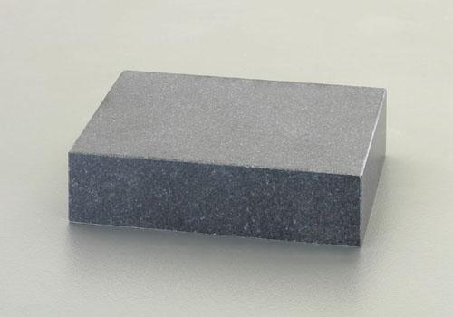 エスコ(ESCO) 250x250x70mm 精密石碇盤(JIS 0級相当) EA719XG-3