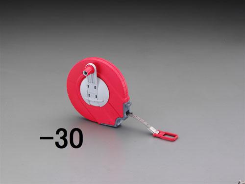 エスコ(ESCO) 13mmx50m 巻 尺(ステンレステープ) EA720LJ-50