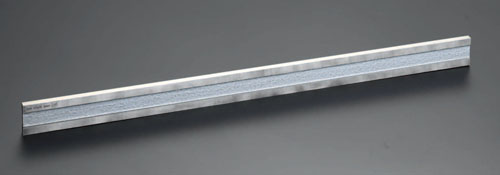 エスコ(ESCO) 2000x80mm ストレートエッジ(硬質1NOX) EA720YK-36