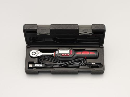 日本人気超絶の 27-135Nm エスコ(ESCO) 1/2sq EA723MG-41:工具屋のプロ 店 [デジタル]トルクレンチ-DIY・工具