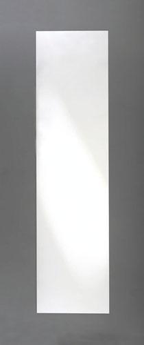 エスコ(ESCO) 300x1200mm 平面ミラー・姿見(樹脂製) EA724Y-120A