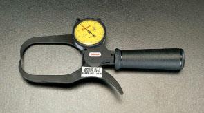 エスコ(ESCO) 0-50mm/200mm ダイアルキャリパーゲージ EA725AG-2