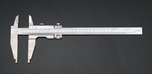 エスコ(ESCO) 1000x150mm ノギス(微調整付) EA725BE-37