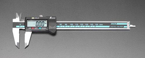 エスコ(ESCO) 300mm デジタルノギス EA725DC-30A