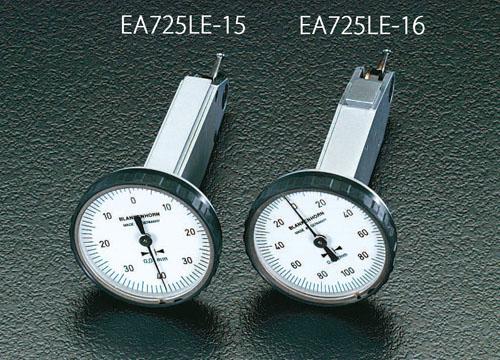 エスコ(ESCO) 0.2mm/32mm ダイアルテストインディケータ EA725LE-16