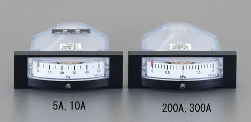 エスコ(ESCO) 0-3.0kPa 微差圧計 EA729SB-300A