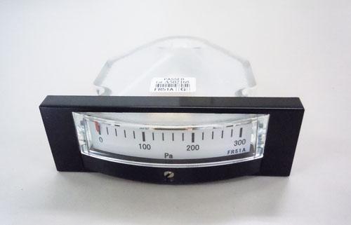 エスコ(ESCO) 0-300Pa 微差圧計(横目盛形) EA729SB-30A