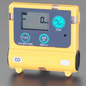 エスコ(ESCO) 65x14x50mm/65g 一酸化炭素濃度計 EA733AH-1