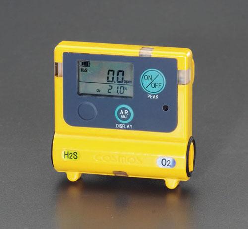 エスコ(ESCO) 酸素・硫化水素濃度計 EA733B-10
