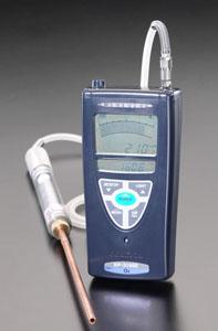 エスコ(ESCO) デジタル酸素濃度計 EA733D-2