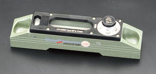 エスコ(ESCO) 200mm (0.02mm/m)インスペクションレベル EA735M-10B