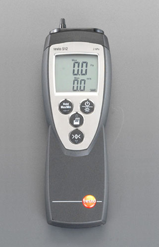 エスコ(ESCO) 風速演算機能付差圧計 EA739AK