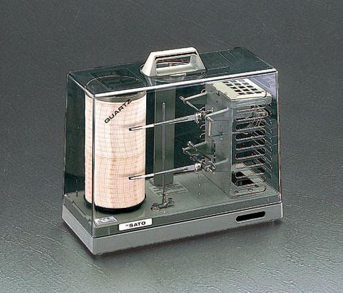 エスコ(ESCO) 温湿度記録計 EA742T