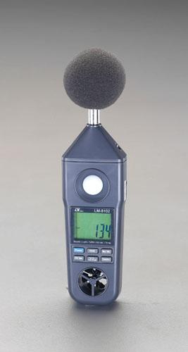 エスコ(ESCO) マルチ環境計測器 EA743FA