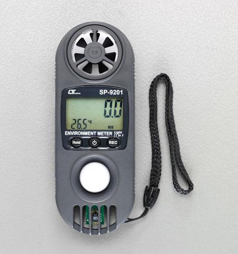 エスコ(ESCO) [12機能]ミニマルチ環境計測器 EA743FB-2
