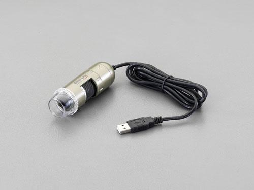 エスコ(ESCO) x10-x230 EA755CA-1A マイクロスコープ(偏光付)