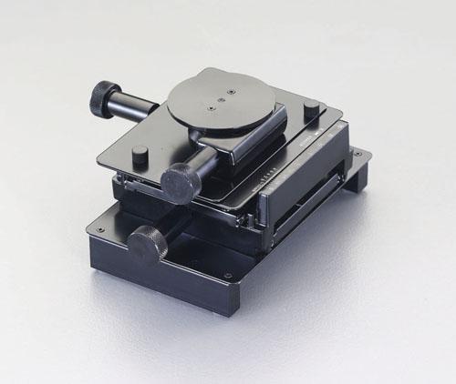 エスコ(ESCO) 140x110x80mm スライドテーブル EA755CA-22