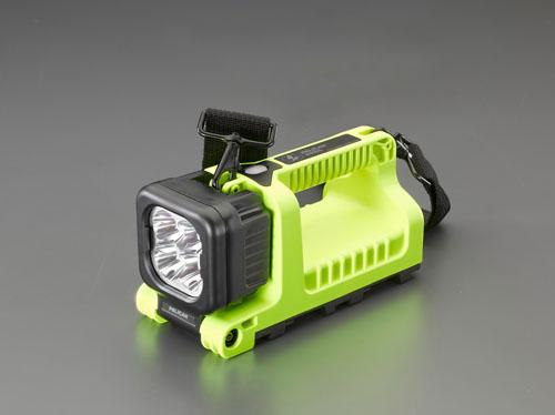 エスコ(ESCO) [充電式] 作業ライト/LED(黄) EA758WV-3Y