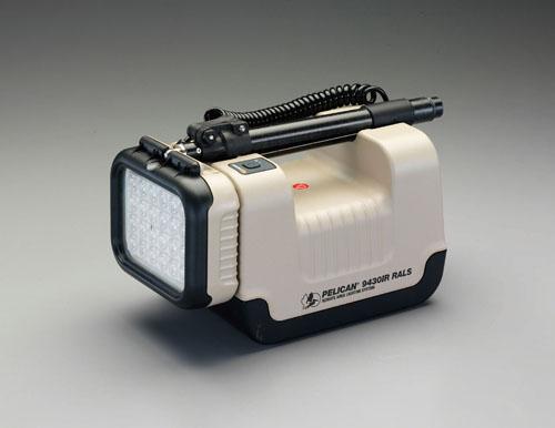 エスコ(ESCO) [充電式] 作業灯/LED(赤外線) EA758WX-2