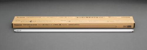 エスコ(ESCO) 32形 Hf蛍光灯(ナチュラル色/10本) EA758XH-340