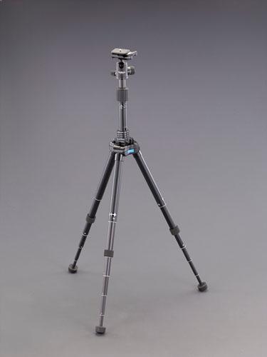 エスコ(ESCO) 268-1540mm カメラ用三脚(中型/高伸縮) EA759EX-176