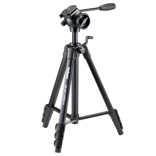 エスコ(ESCO) 517-1600mm ビデオカメラ三脚 EA759EX-47A