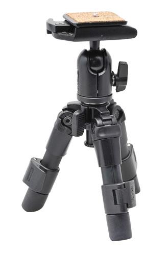 エスコ(ESCO) 195-450mm カメラ三脚(ミニ) EA759EX-51B