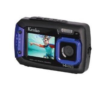 エスコ(ESCO) [1400万画素] デジタルカメラ(防水/乾電池対応) EA759GA-201