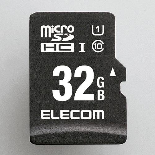 エスコ(ESCO) 32GB micro SDHCメモリーカード(車載用) EA759GN-132A