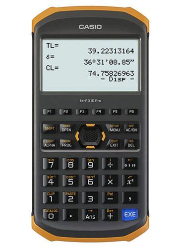 エスコ(ESCO) 土木測量専業電卓 EA761GD-31