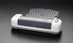 エスコ(ESCO) AC100V/300W/A4 ラミネーター EA761HD-16
