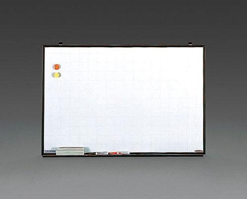 エスコ(ESCO) 1500x900mm ホワイトボード EA761LC-150
