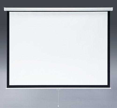 エスコ(ESCO) 1730x1336mm スクリーン(吊下げ式) EA761LM-41