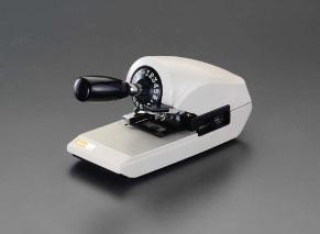 エスコ(ESCO) 97x235x123mm チェックライター(ロータリー) EA761MH-3
