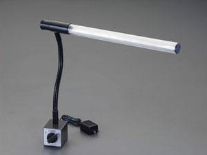 エスコ(ESCO) AC100V/6W 照明灯/LED(マグネット式) EA761XD-1