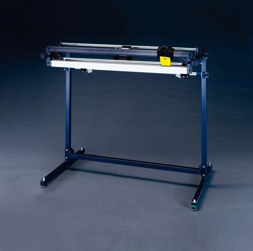 エスコ(ESCO) 1370x830x1250mm/1060mm シートカッター(カウンター付) EA762EB-115