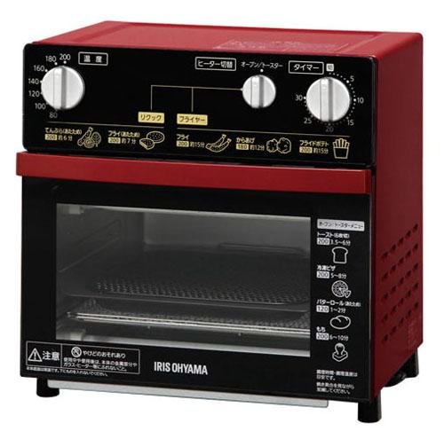 エスコ(ESCO) AC100V/1410W ノンフライ熱風オーブン EA763AL-51