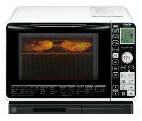 エスコ(ESCO) AC100V/1000W オーブンレンジ EA763AM-61