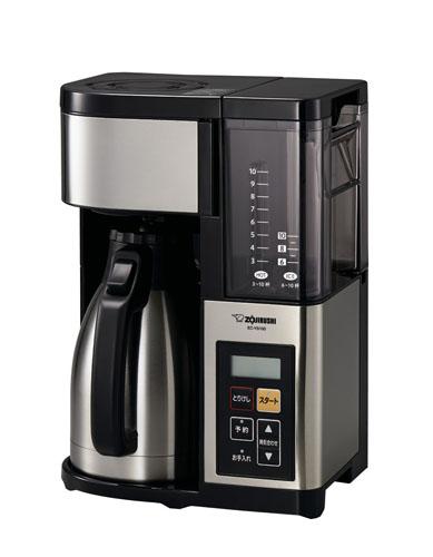エスコ(ESCO) AC100V/800W(1350ml) コーヒーメーカー EA763AQ-10A