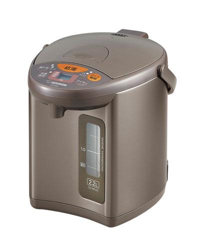 エスコ(ESCO) AC100V/700W(2.2L) 沸とう電動ポット(マイコン) EA763AR-46C