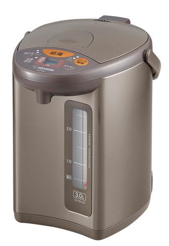 エスコ(ESCO) AC100V/700W(3.0L) 沸とう電動ポット(マイコン) EA763AR-47C