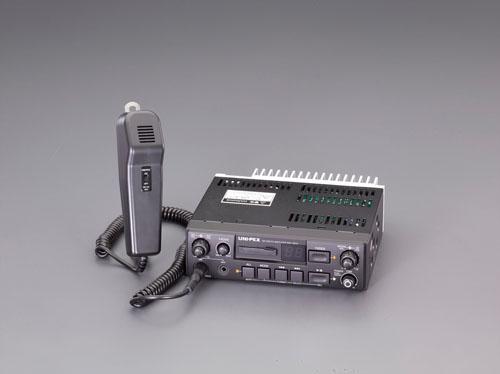 エスコ(ESCO) 20W レコーダー付車載アンプ(マイク付) EA763CG-7A